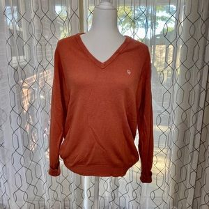Christian Dior Vintage V Neck Sweater Large